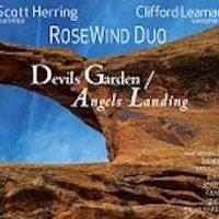 ROSEWIND DUO: Devils Garden/Angels Landing